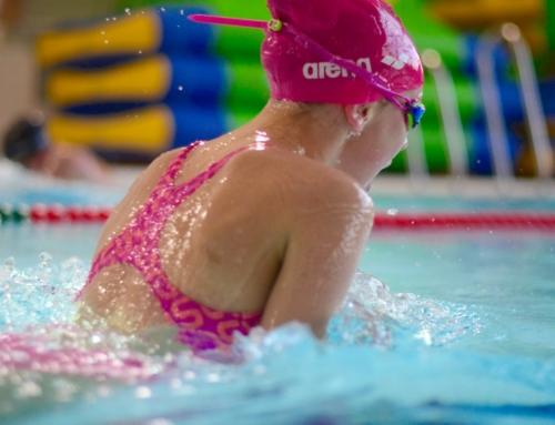 Nytt svømmekurs for barn starter i uke 1