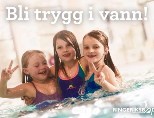 Testtime før svømmekurs for barn 24. september
