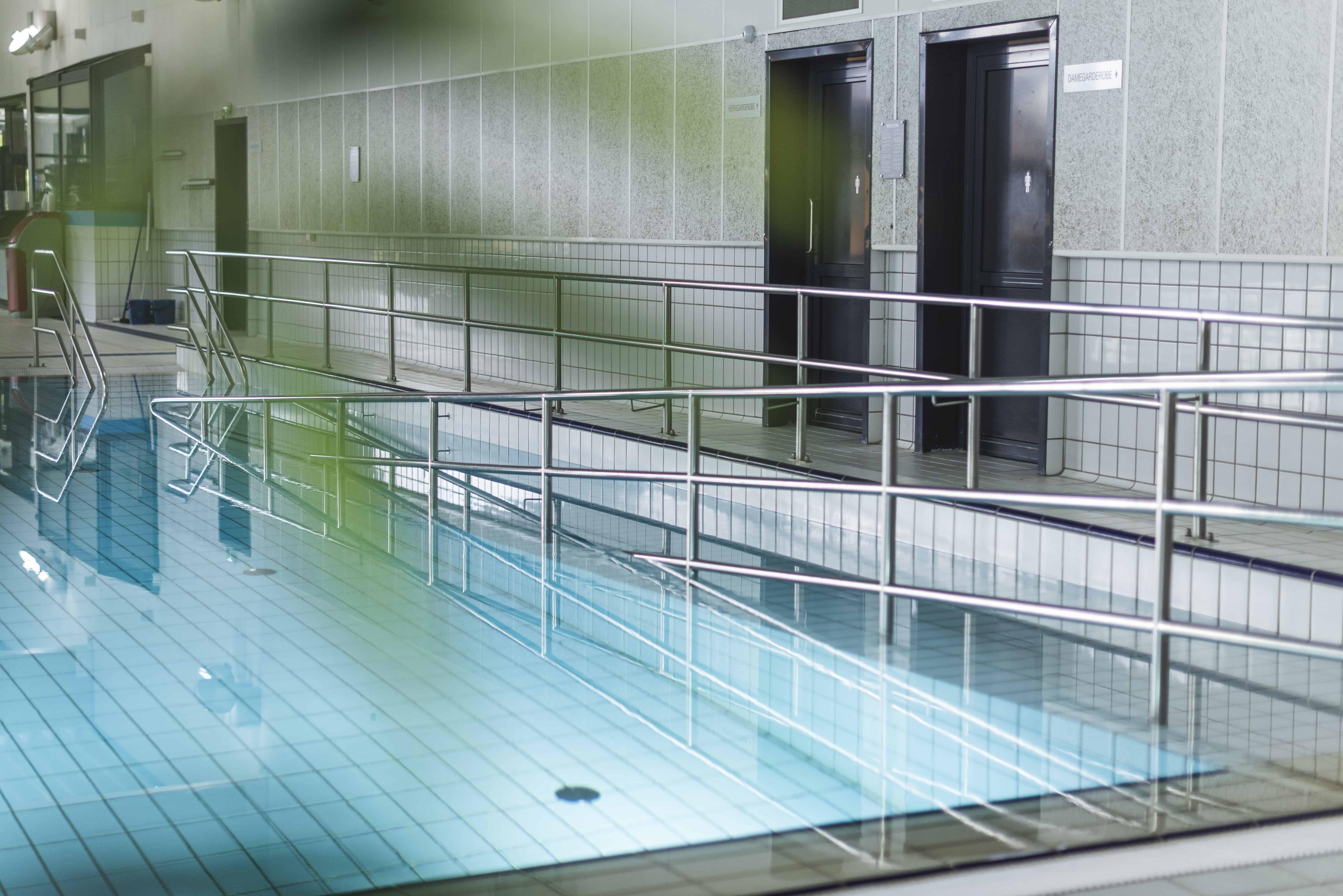 Ringeriksbadet holder åpent for innbyggere i Ringeriksdistriktet ut mars