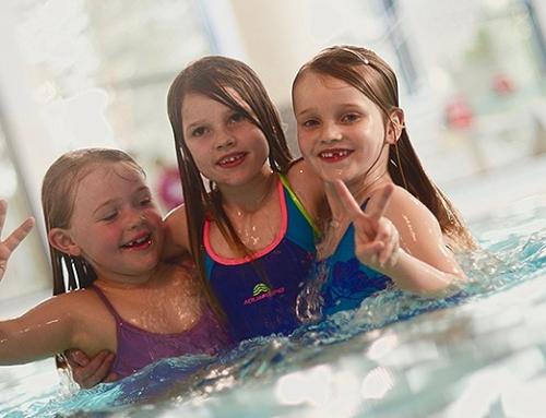 Nye svømmekurs i uke 34!