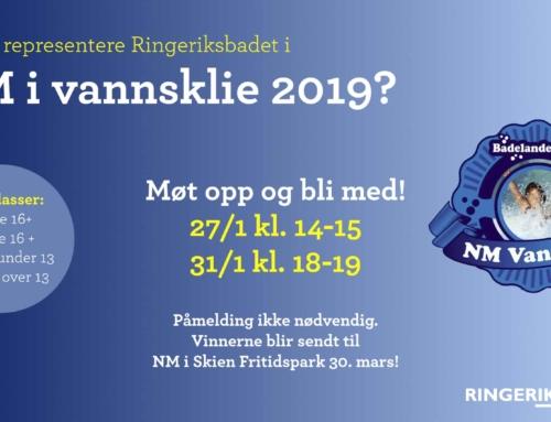 Kvalifisering til NM i vannsklie 2019